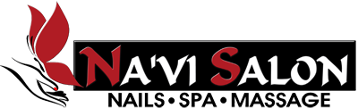 Na'vi Salon and Spa Logo